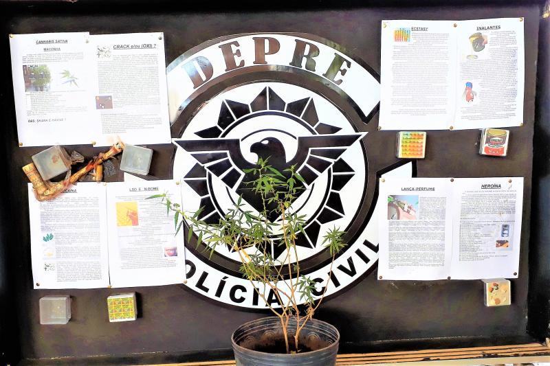 Prefeitura Municipal Realiza o I Fórum de Prevenção e Enfrentamento às Drogas