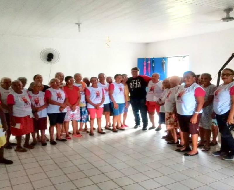 Grupo Vaidoso participou do Dia Mundial da Atividade Física