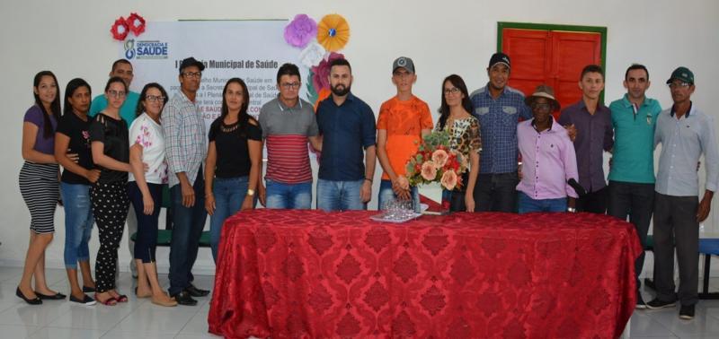 I Plenária de Saúde é realizada em Jacobina do Piauí