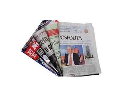 9 de abril, terça-feira - Destaques nos principais jornais