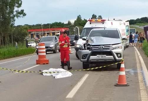 Piauense morre ao ser atropelado por carro em Goiânia