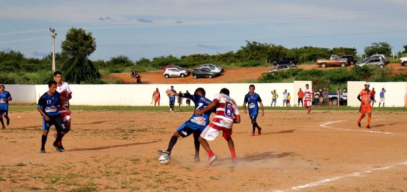 Semifinais do Campeonato Municipal acontecem nesse final de semana