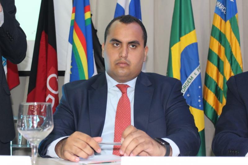 Georgiano Neto assume vice-presidência do UNALE