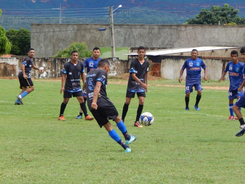 Campeonato municipal de futebol tem início em Cristino Castro