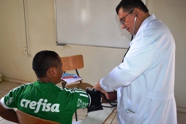 Vitimas de encheres em Campo Maior recebem atendimento médico