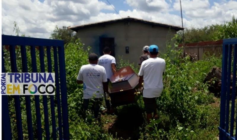 Idosa é encontrada morta em estado de decomposição no Piauí