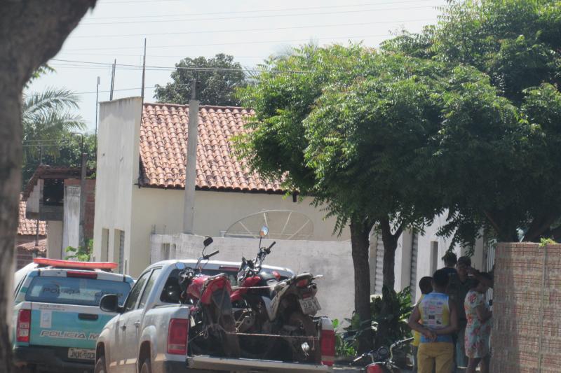 Polícia de São João do Arraial recupera motos roubadas e usadas em assalto