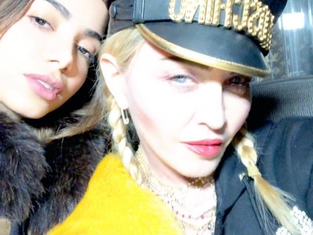 Anitta pode participar de show de Madonna em maio