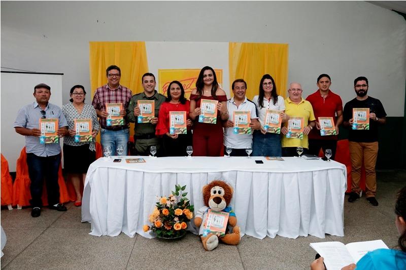 Programa PROERD Pais é lançado em Água Branca