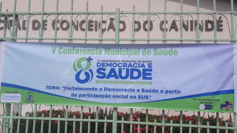 5ª Conferência  Municipal de Saúde