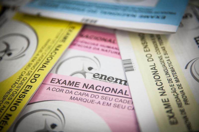 Termina hoje prazo para pedir isenção do Enem 2019