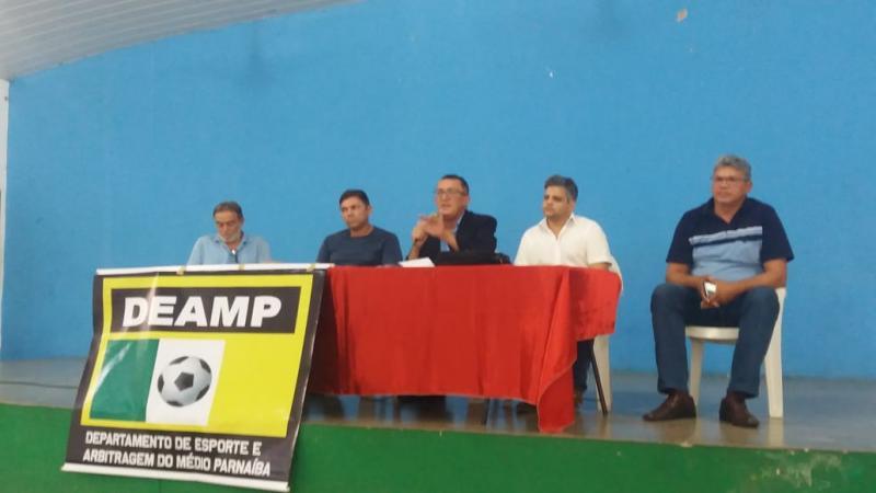 Secretário de esporte participa de reunião da 3º Copa Ampar
