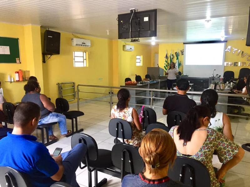 Secretaria de Saúde realizou a 6ª Edição do 'Encontro da Voz'