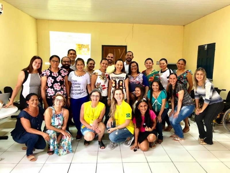 Francisco Ayres recebe operação de João de Barro o projeto Rondon 2019
