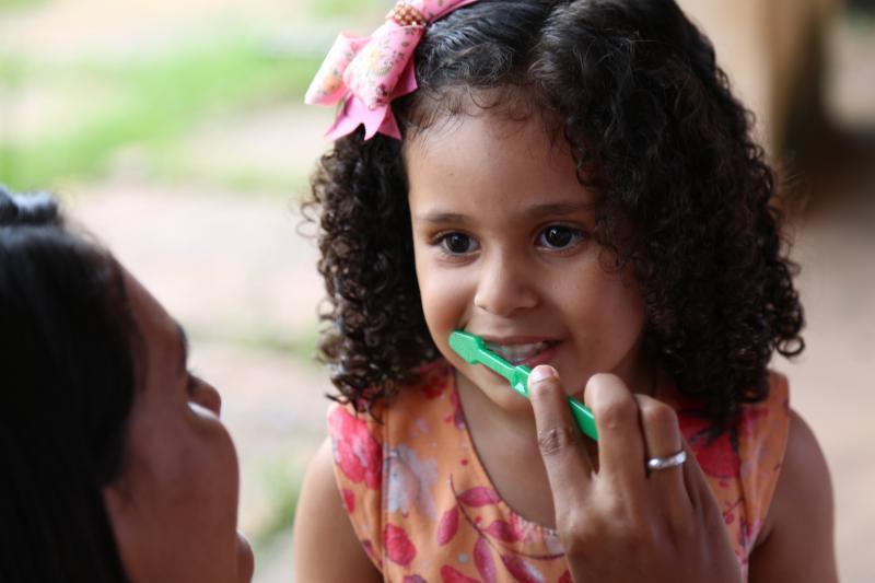Atividades educacionais e atendimentos de saúde marcam Semana do Bebê