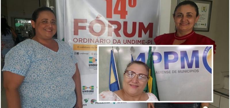 Educação participa do 14º Fórum da UNDIME e do VII Encontro dos Conselhose