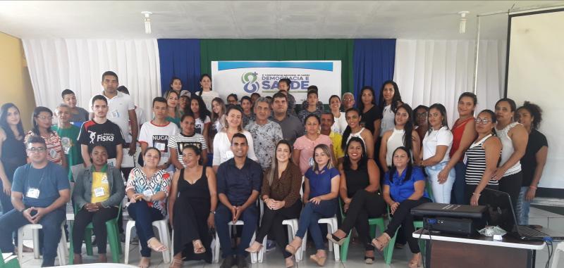 Olho D'água do Piauí realiza sua VI Conferência Municipal de Saúde