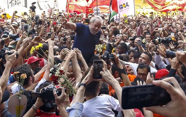 Recurso de Lula contra decisão de ministro do STJ deixa plenário virtual