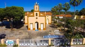 Igreja matriz de Demerval Lobão (Foto: reprodução)