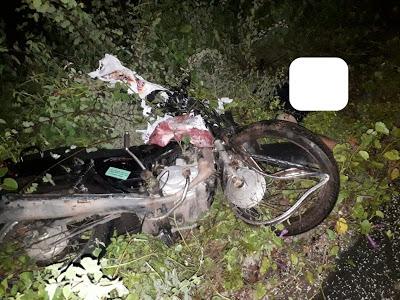 Colisão entre veículos deixa uma pessoa morta e outra ferida no PI