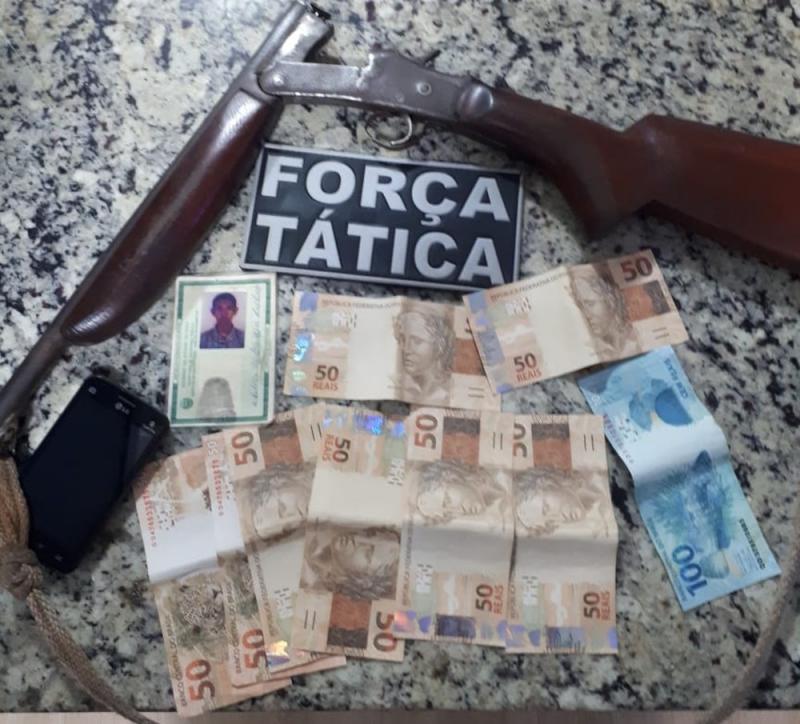 Homem é preso portando dinheiro falso no Piauí
