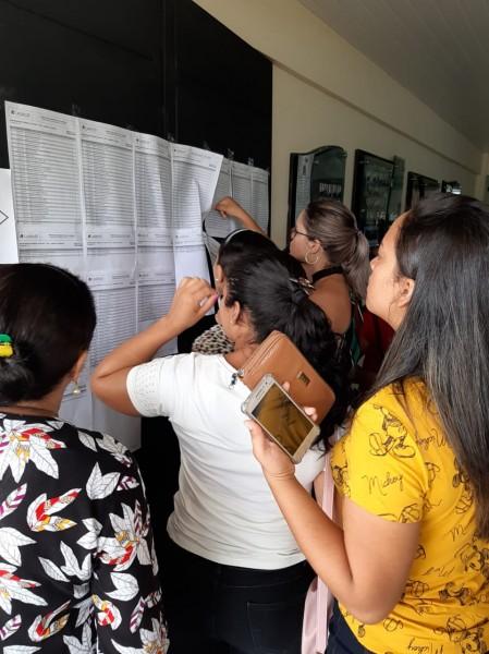 Prefeitura de Floriano realiza provas do Concurso Público 2019