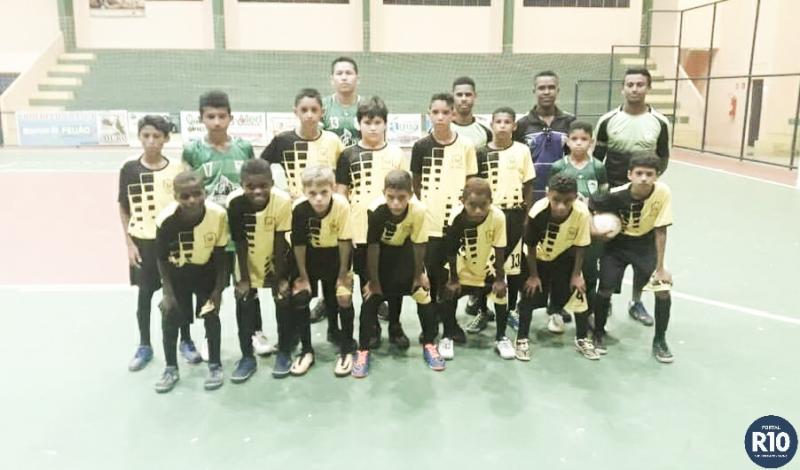 CLF | Sub-13 goleia Campari Futsal pelo o Circuito PI/MA em Esperantina