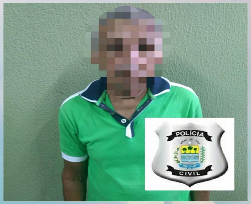 Polícia Civil de Piripiri prende último alvo da Operação