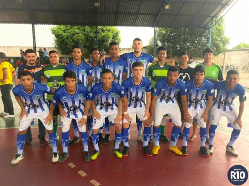 CLF | Sub-20 goleia Cabeceiras por 5x2, pela Taça José de Freitas