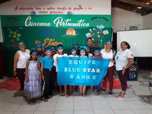 Escola Doce Vida em Colônia do Gurgueia promove gincana