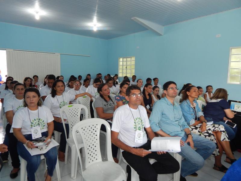 BENEDITINOS: Secretaria Municipal de Meio Ambiente realiza Seminário