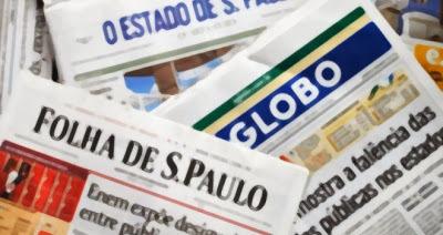 16 de abril, terça-feira - Os destaques dos principais jornais de HOJE