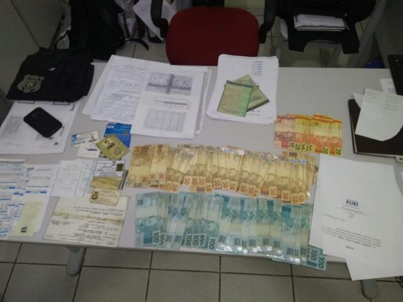 Agente de delegacia do Piauí é preso por estelionato