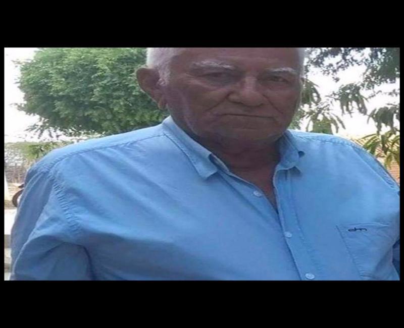 Ex-vereador de São Julião morre vítima de parada cardíaca