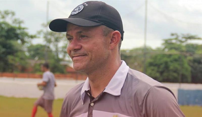 River anuncia novo treinador para a Série D do Campeonato Brasileiro