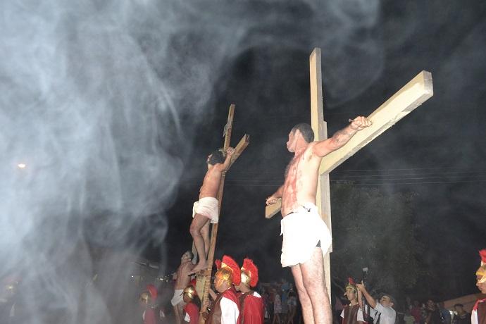 Encenação da Paixão de Cristo acontecerá nesta sexta-feira em Campo Maior