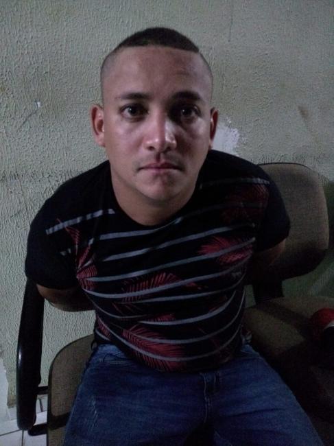 Homem é preso por tráfico de drogas no interior do Piauí