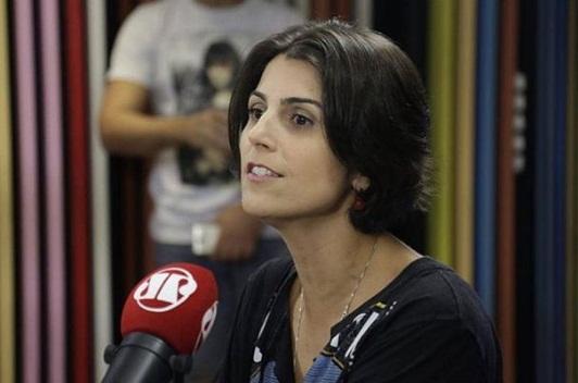 Manuela D'Avila virá a Teresina na próxima segunda-feira