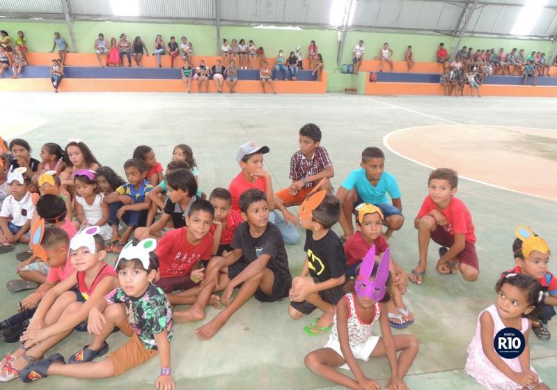 EMEPN | Confratenização da Páscoa com alunos e docentes em Malhada de Areia
