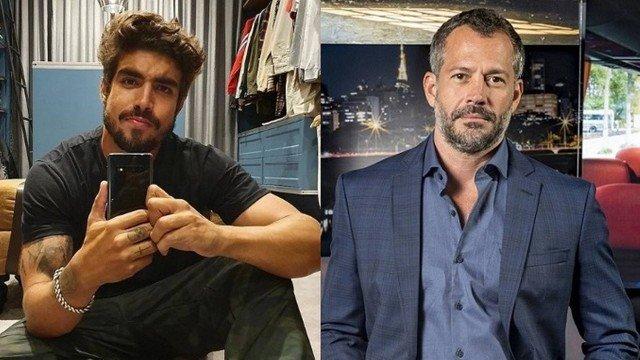 Caio Castro e Malvino Salvador farão casal gay em novela da Globo