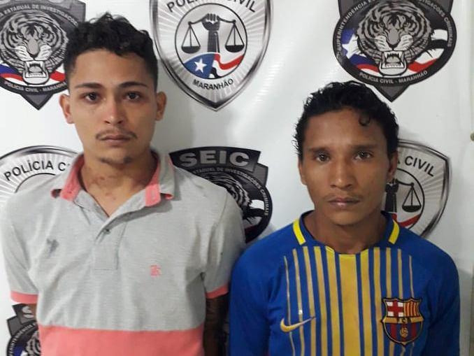 SEIC recupera mercadorias e prende ladrões de cargas no MA