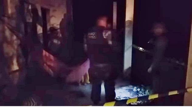 Artesão é assassinado dentro de rede na cidade de Piripiri