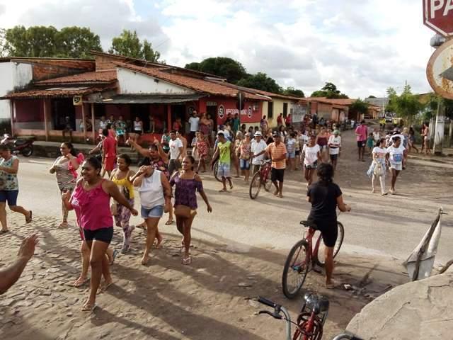 População de Parnaíba reclama da falta de doações de alimentos