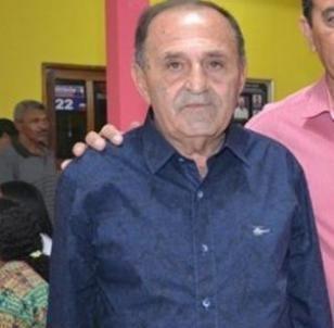 Lafaiete Pereira de Castro, 70 anos / Foto: Folhaatual