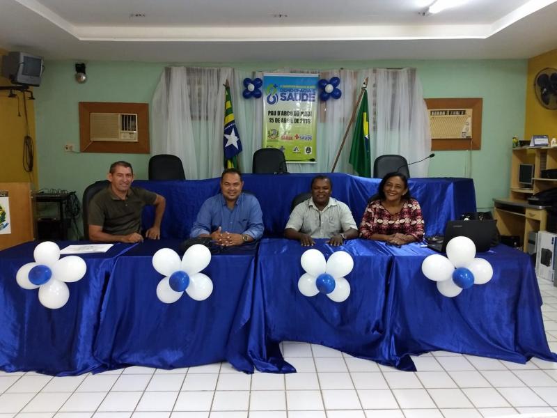 Pau D'arco do PI realiza V Conferência Municipal