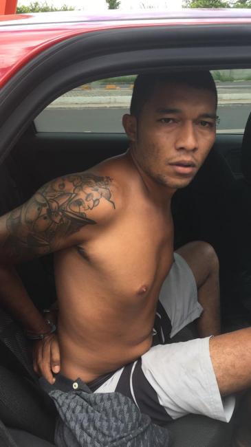 Trio é preso e pistola de policial civil é recuperada em Teresina