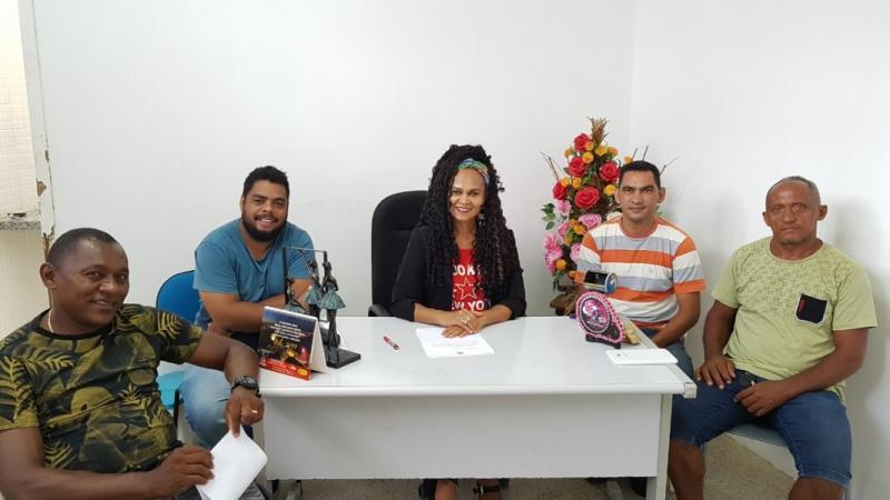 Secretaria de Esporte firma parcerias em promoção ao esporte amador
