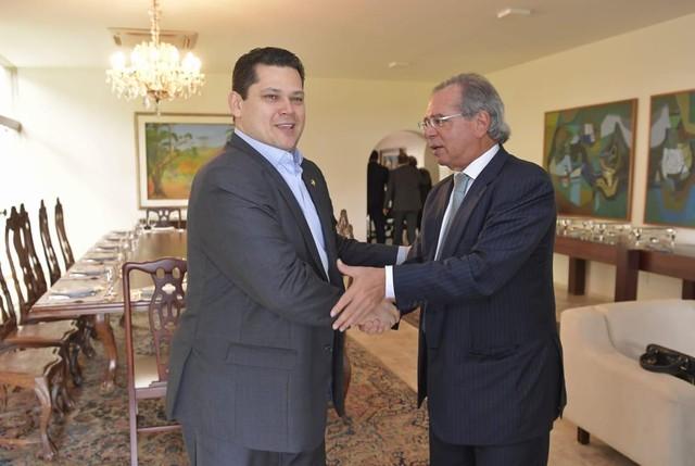 Guedes diz que governo estuda antecipar até R$ 6 bilhões a estados