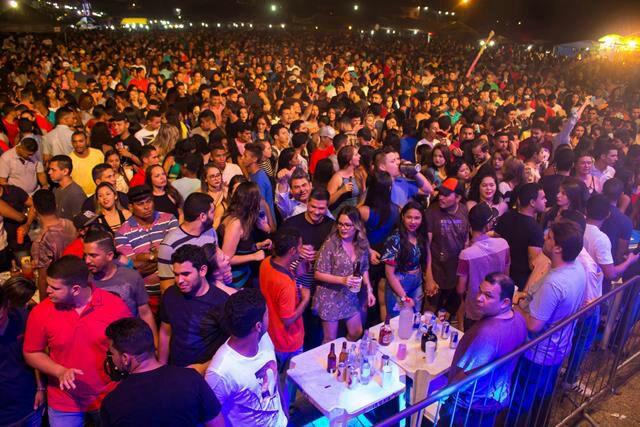 Festa do Vaqueiro reúne cerca de 15 mil pessoas em Miguel Alves