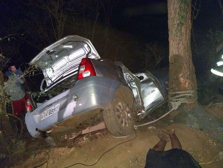 Acidente deixa casal morto e crianças gravemente feridas em Timon